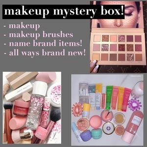 makeup mystery box!